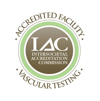 Accredited Facility Vascular testing logo