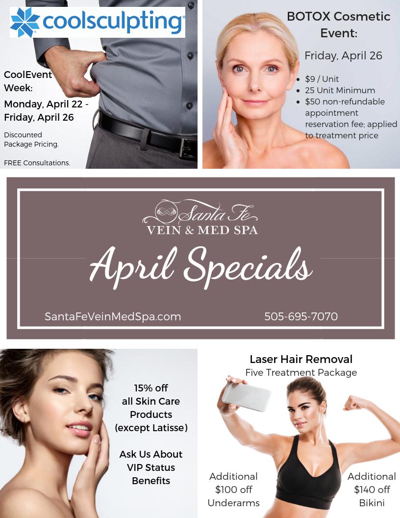 2019 April Specials - Flyer (2)