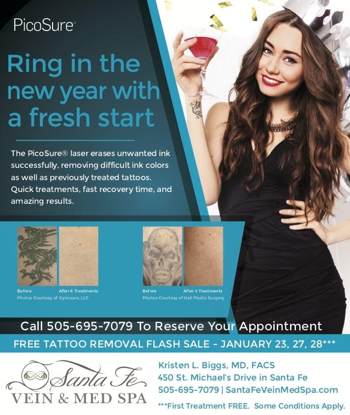 20200117 Pasa Tiempo Tattoo Flash Sale